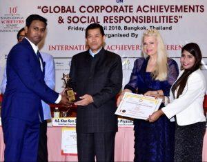 Kunal Guha, Rich Webs, Achievements